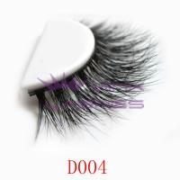 3D real mink fur lashes-D004