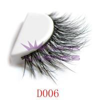 3D real mink fur lashes-D006