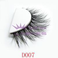 3D real mink fur lashes-D007