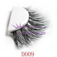 3D real mink fur lashes-D009
