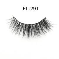 Clear band 3D mink eyelash - FL29