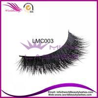 Double Layer Mink Strip Lashes-LMC003