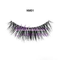 Naked mink strip lashes-NM01