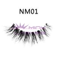 Naked mink strip lashes-NM-01