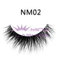 Naked mink strip lashes-NM02