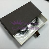 Private label mink eyelash package-P018