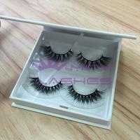 Private label mink eyelash package-P016