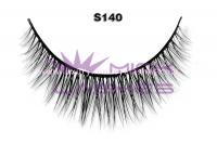 Real siberian mink fur lashes-S140