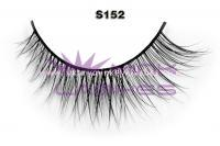Real siberian mink fur lashes-S152