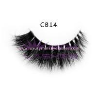 3D Invisible band Naked Mink Lashes-cb14