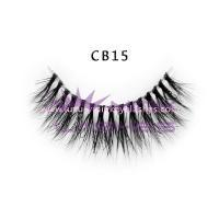 3D Invisible band Naked Mink Lashes-cb15