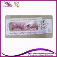 Private label mink eyelash package-P005