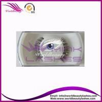 Private label mink eyelash package-P008