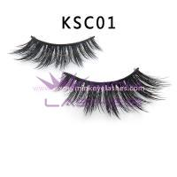 Double Layered-silk flase Lashes KSC01