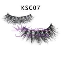 Double Layered-silk flase Lashes KSC07