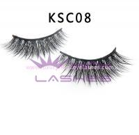 Double Layered-silk flase Lashes KSC08