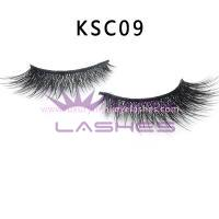 Double Layered-silk flase Lashes KSC09