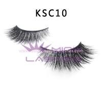 Double Layered-silk flase Lashes KSC10
