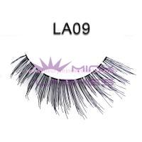 Handtied   natural eyelash LA09