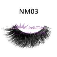 Naked mink strip lashes-NM03