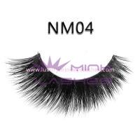 Naked mink strip lashes-NM04