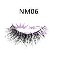 Naked mink strip lashes-NM06