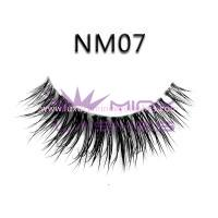 Naked mink strip lashes-NM07
