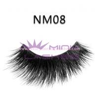 Naked mink strip lashes-NM08