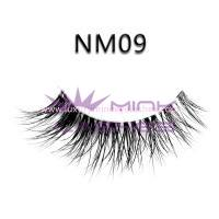 Naked mink strip lashes-NM09