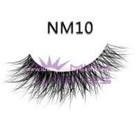 Naked mink strip lashes-NM10