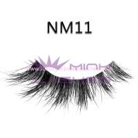 Naked mink strip lashes-NM11