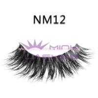 Naked mink strip lashes-NM12