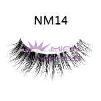 Naked mink strip lashes-NM14