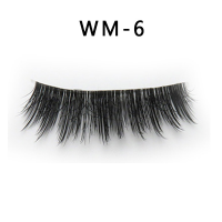 3DFaux Mink Volume False Lashes -WM06