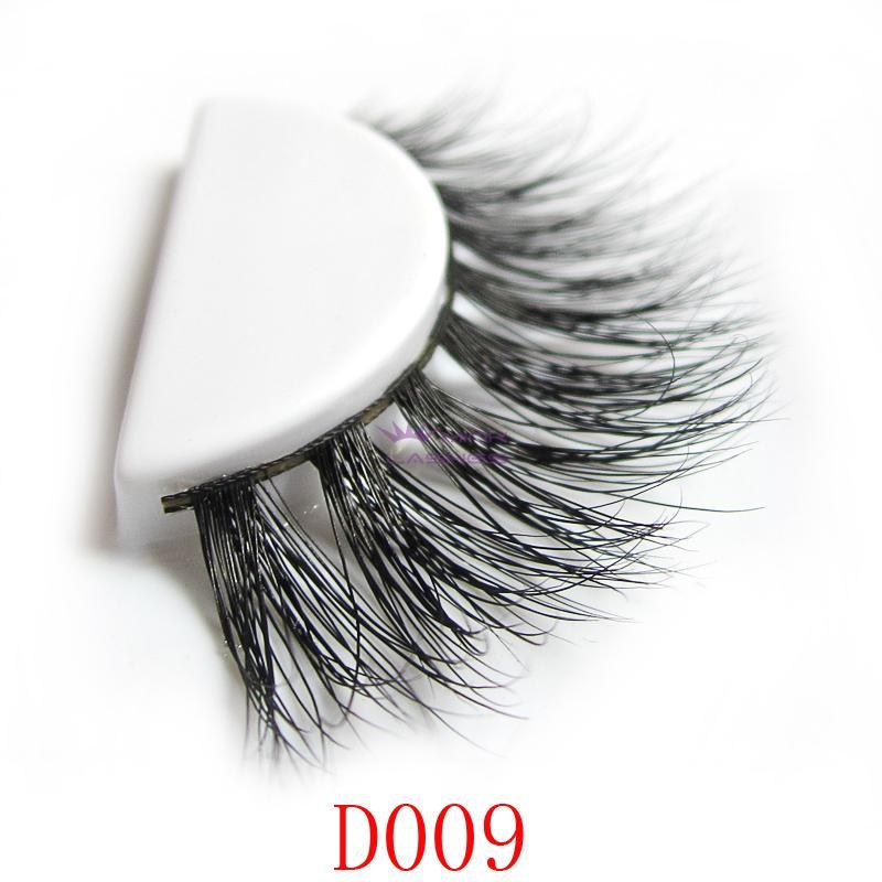 100% Handmade Mink Fur Eyelashes - Luxurymink Eyelashes